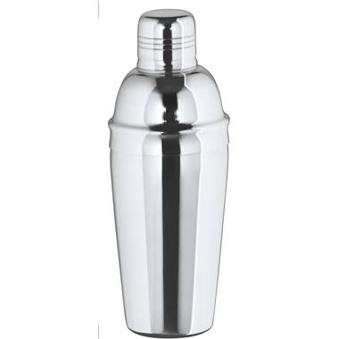Shaker Bar Professional 70 cl RVS 1
